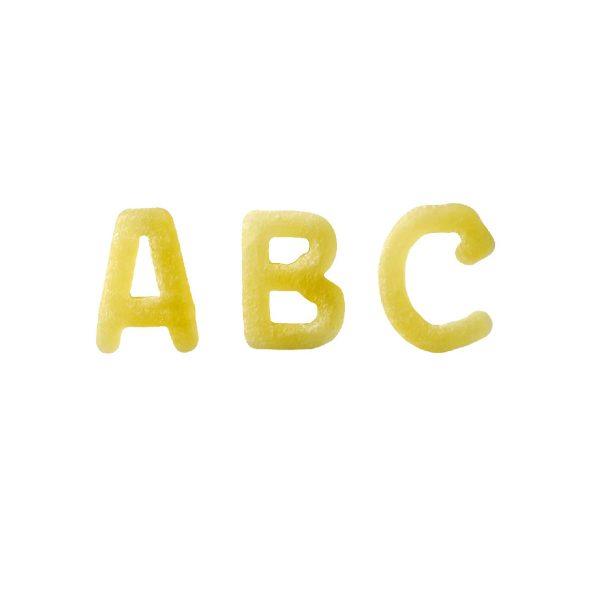 Alfabeto Bronzo 96